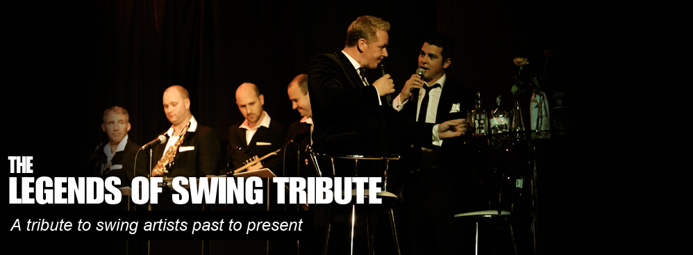 Legends of Swing Tribute